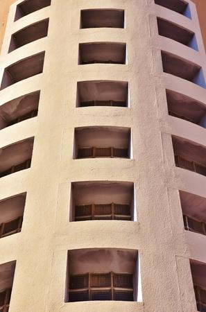 Series of windows