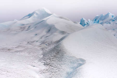 Mountains of ice and snow, Perito Moreno glacier Reklamní fotografie