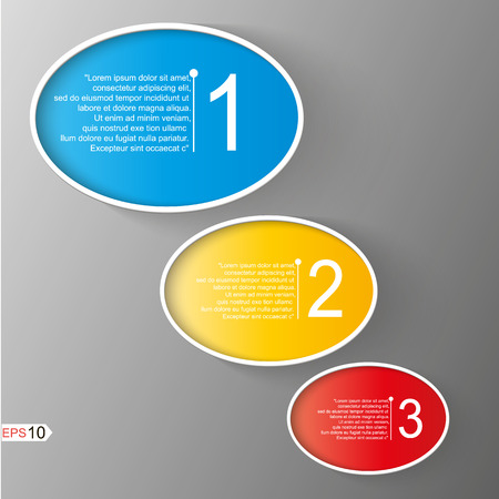 financial figure: Abstract infographic element set. Creative presentation slide template. Marketing brochure design. Scroll chart web model. Financial figure, step points list arrangement. Website data icon. Vector art