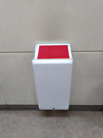 Coronavirus COVID-19 pandemic - Public toilets in Japan with rules of the