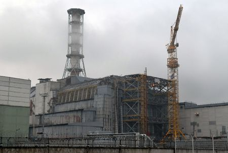 Chernobyl power plant   Stock Photo - 5609759