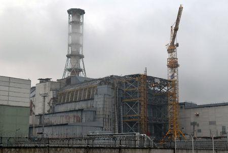 chernobyl: Chernobyl power plant   Editorial