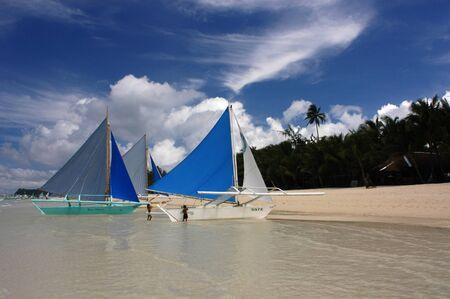boracay: Boracay Island Philippines. Editorial