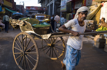 rehabilitated: Kolkata, West Bengal, India. Five years after ban, Kolkata rickshaw pullers yet to be rehabilitated. KOLKATA: Five years after the West Bengal Government announced its decision to phase out hand-pulled rickshaws from the streets of the city, the rickshaw
