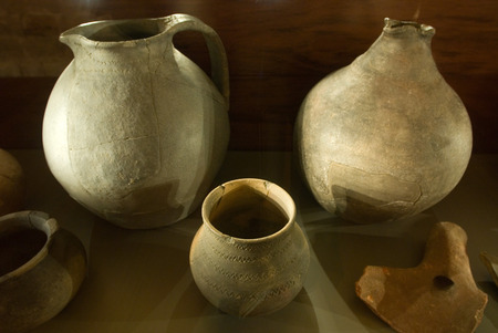 codex: Carolingian pottery. Historical Archive of the City of Barcelona. In the Middle Ages, Barcelona became the Ciutat Comtal (Count's City) and its political importance increased. It became the seat of the main political institutions in Old Catalonia and th