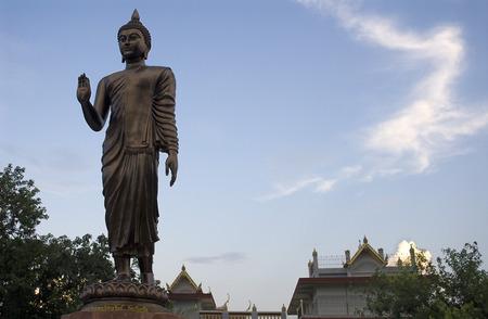male likeness: Bodhgaya, Bihar, India. Bronze Budda This Budda was donated to Bodhgaya by the Vietnamese Buddists. Bodh Gaya is the birthplace of Buddhism. Buddhists from all over the world are drawn to Bodh Gaya in the state of Bihar. This is the place where Lord Buddh