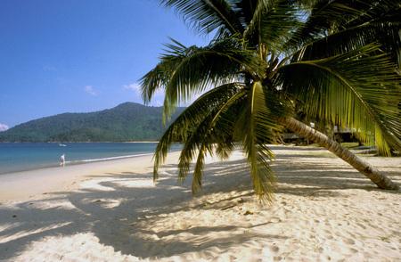 tage: Juara Beach, Tioman Island, Malaysia.