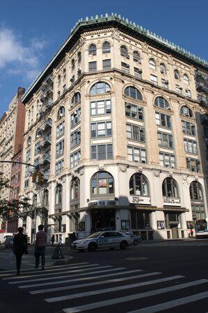 Angelika Film Center, 18 W. Houston St. , NYC