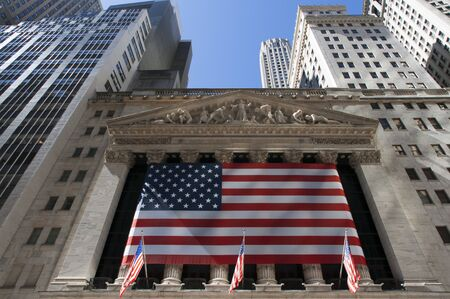 New York Stock Exchange Manhattan, Wall Street, New York