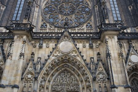 St. Vitus Cathedral (Chr�m svat ho Vta Svat ho Katedr�la Vta or, in Czech) is a temple dedicated to Catholic worship located in the city of Prague (Czech Republic).