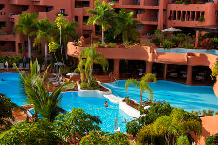 Sheraton La Caleta Resort & Spa Costa Adeje Tenerife Island, Canary Islands, Spain