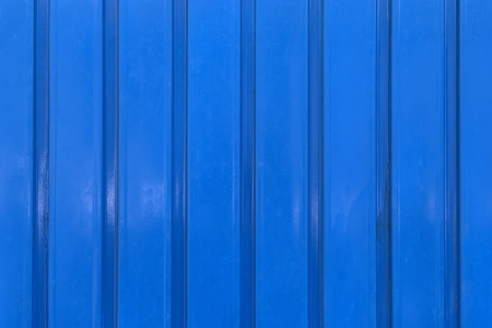 image of blue plastic surface closeup background