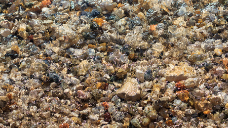 pebble beach: Pebble beach background