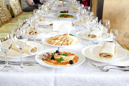 魚料理と提供品表