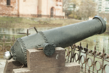 howitzer: old cannon