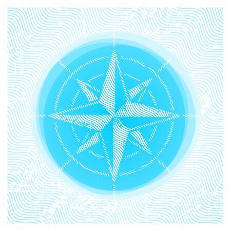 simbol: Vector rosa dei venti