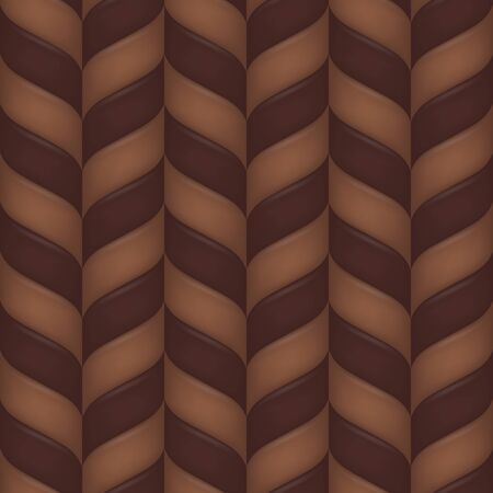 Abstract chocolate candys seamless background Stock Vector - 17930105