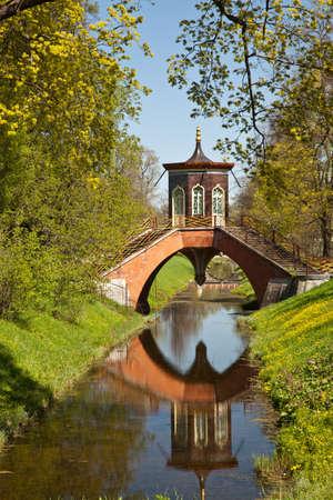 crusade: Crusade bridge in Pushkin