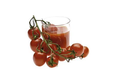 Tomato juice Stock Photo - 13914266