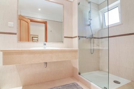 Bathroom in luxury hotel. photo