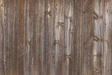 laths: Wooden old  textured wall,  From laths color background.