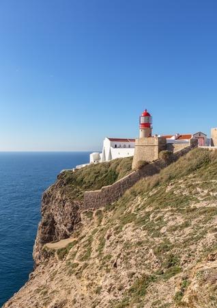 Cabo de Sao Vicente Sagres, The extreme point of Europe