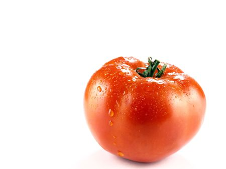 Tomato. Stock Photo