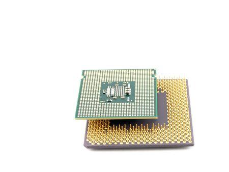 microprocesadores: Dos microprocesadores