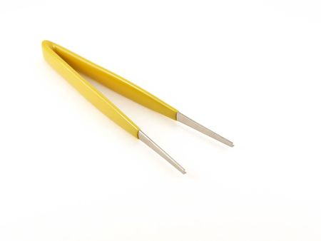 tweezers: Tweezers Stock Photo