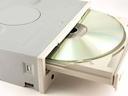 cdrom: Drive for CD-ROM