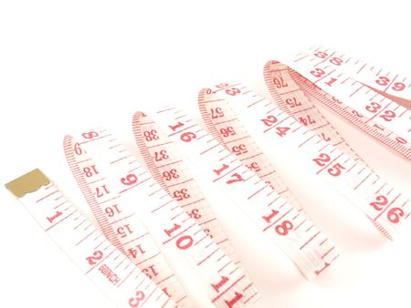 metre: Metre measure ruler