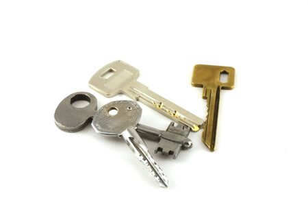 Collection of keys Stock Photo - 6797619