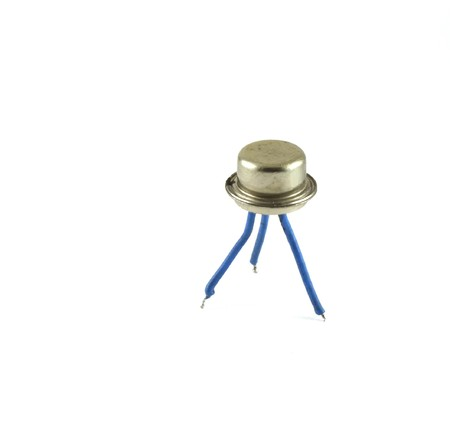 transistor: Composant �lectronique - transistor