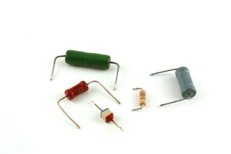 electrolytic: Componentes electr�nicos - resistencias
