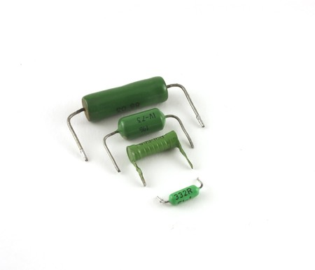 resistors: Electronic components - resistors