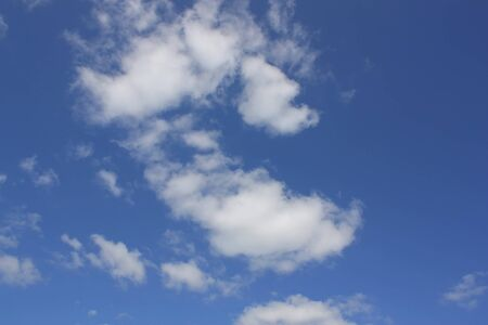 Blue sky with clouds Stock Photo - 7222533