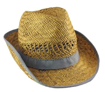 Straw hat Stock Photo