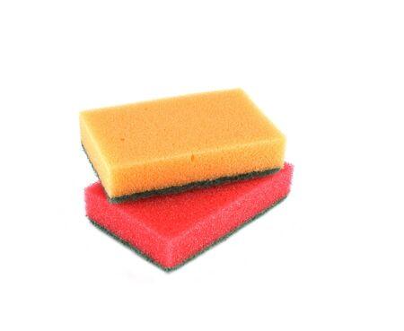 Color sponges photo