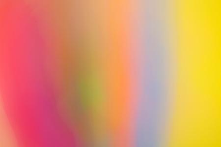 抽象的な背景をぼかし。虹グラデーション