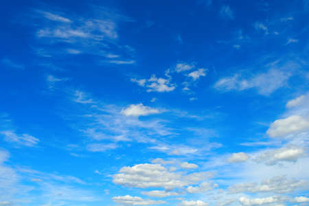 Beautiful blue sky with clouds Stock Photo - 12982926