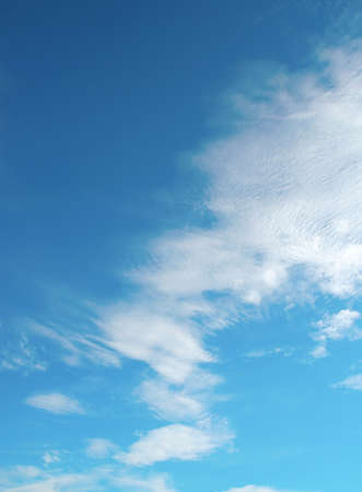 Beautiful blue sky with clouds Stock Photo - 17255849