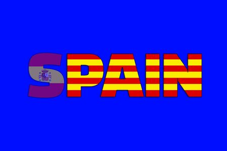 SPAINCATALONIA, 4 October 2017 - Spain suffers with threat of Catalan Declaration of Independence. Editorial