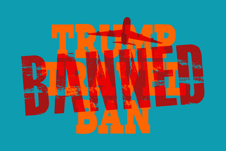 USA, 19 October 2017 - Judge puts ban on next attempt by Trump to ban immigrants entering USA. Editorial