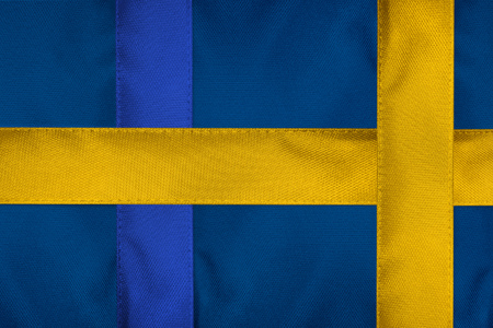3D rendering idea for Far-Right Party gaining power in Sweden.