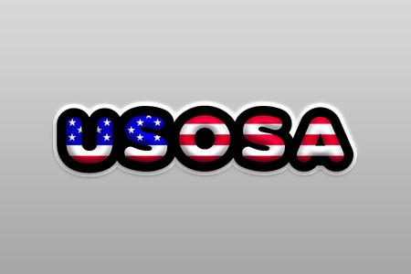 Illustration idea for United States plea to vote.