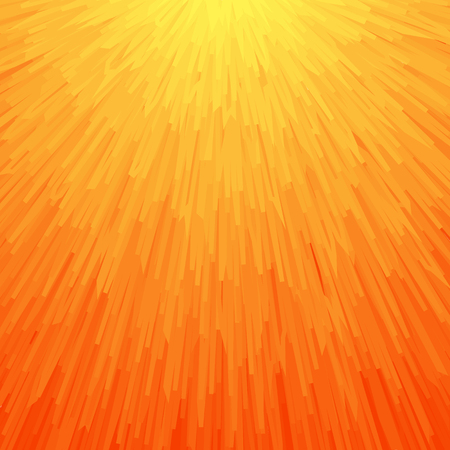 yellow: Energy Light Abstract Background In Orange Colors Illustration