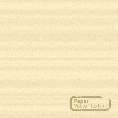 textura: Papel inconsútil de la textura del fondo del vector