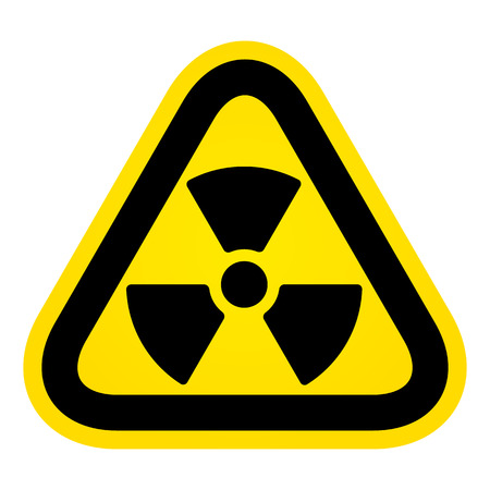 radiactividad: Peligro Muestra de la radiactividad