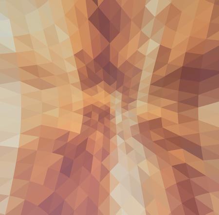 warp: Abstract Warp Triangles Background