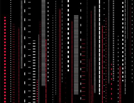 abstact: Abstact modern technology cincept design vector background Illustration